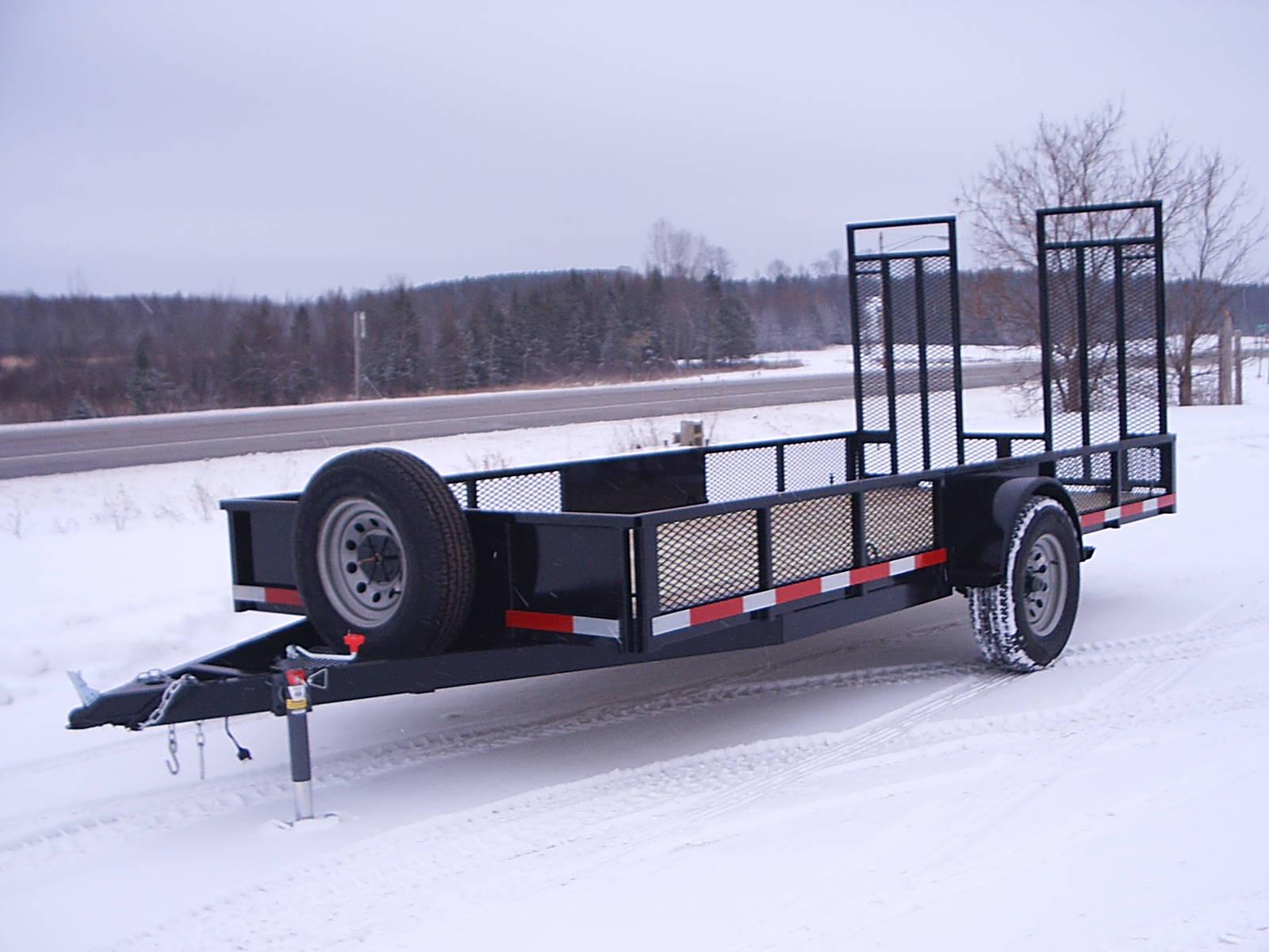 14' x 6' 12 inch mesh sides 57 inch fold-in gates